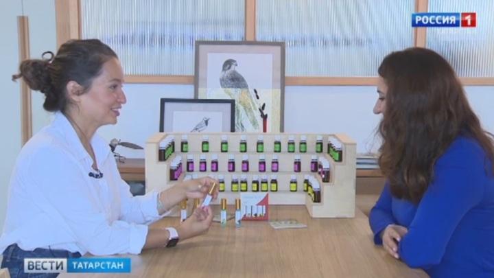 Казанский парфюмер создала коллекцию духов к 100-летию ТАССР