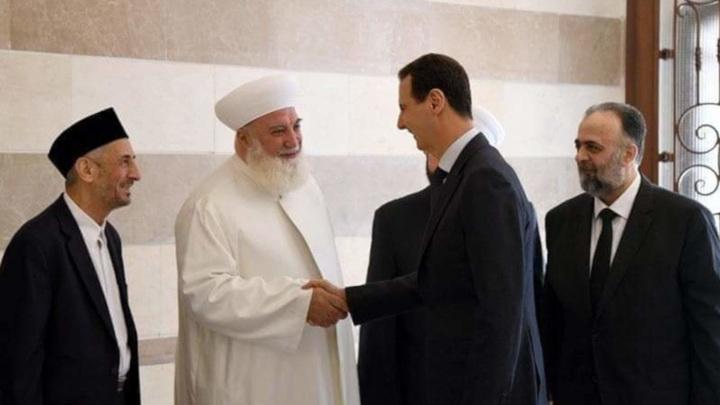 В результате теракта в Дамаске погиб сирийский мусульманский лидер