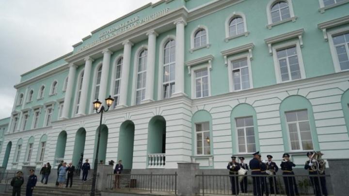 В кадетском училище Петрозаводска выявили более 40 инфицированных коронавирусом