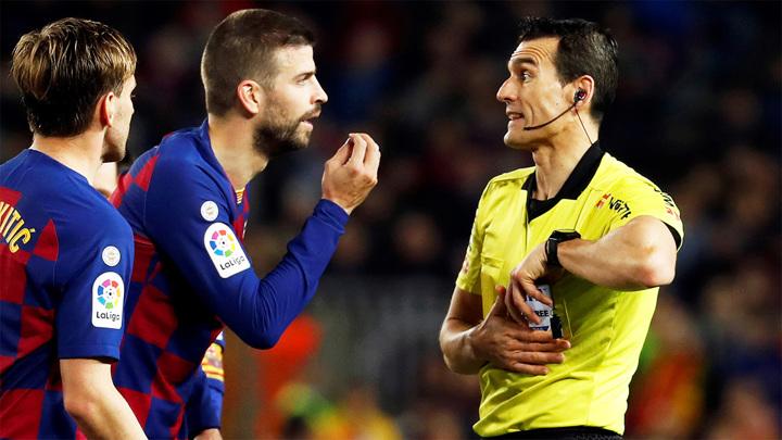 """""""Барселона"""" пожаловалась на угрозы со стороны УЕФА"""