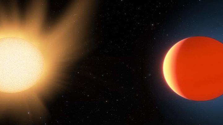 Экзопланеты LTT 9779b не должно быть, но она существует.