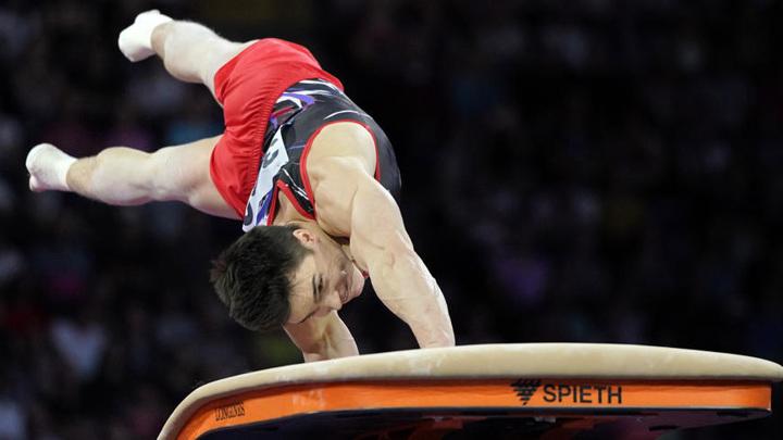 Назван состав сборной России по спортивной гимнастике на Олимпийские игры