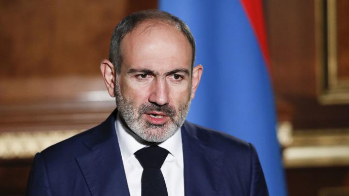 Пашинян написал Путину письмо о помощи