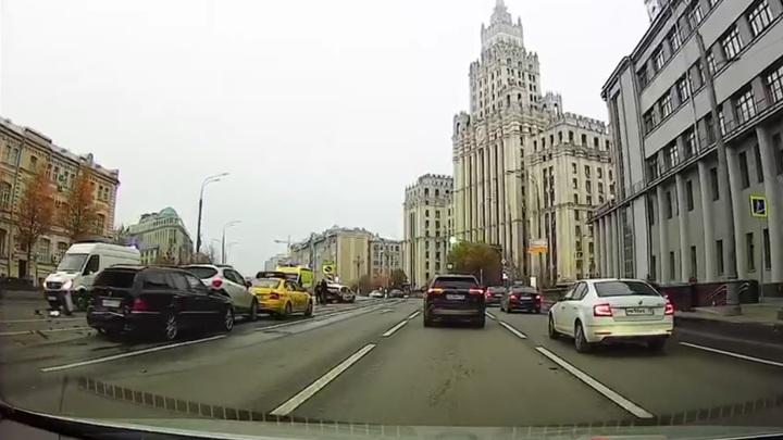 Что там в Москве?