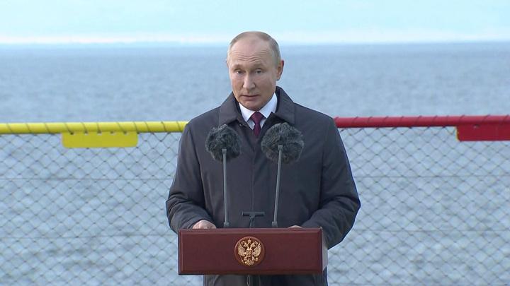Ледокольный флот РФ пополнился уникальным судном