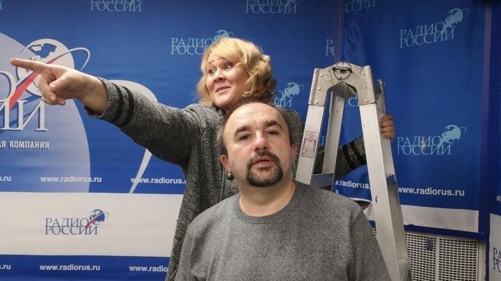 Ольга Максимова и Дмитрий Чернов