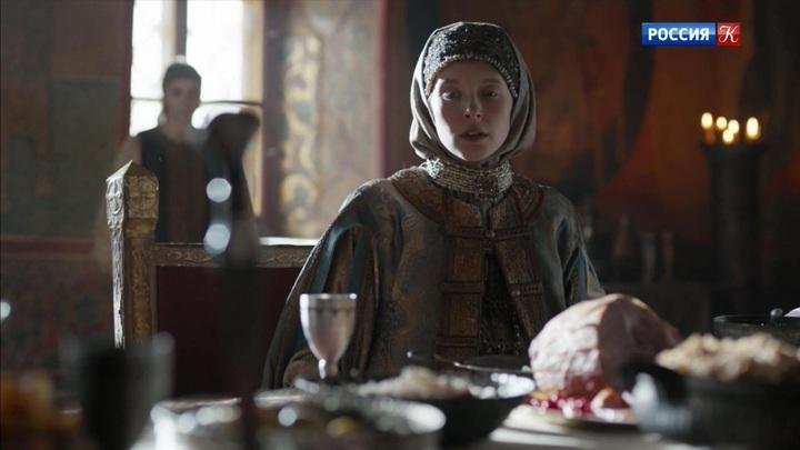 Ипатьевский монастырь в Костроме получил в дар костюмы из сериала «Годунов»