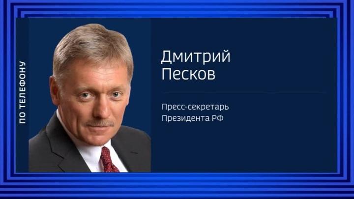 Песков прокомментировал возможность встречи Путина и Зеленского