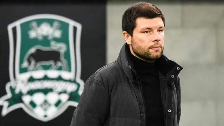 """Тренер """"Краснодара"""" Мусаев не хочет говорить об отставке"""
