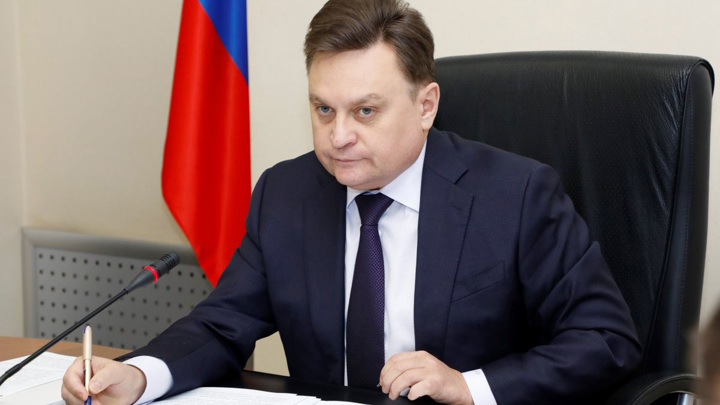 Черезов ушел в отставку с должности замминистра энергетики