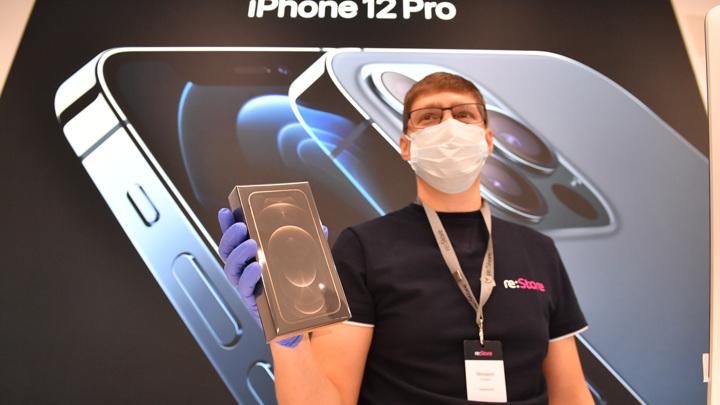 13 ноября в России начинаются продажи новейших смартфонов от Apple