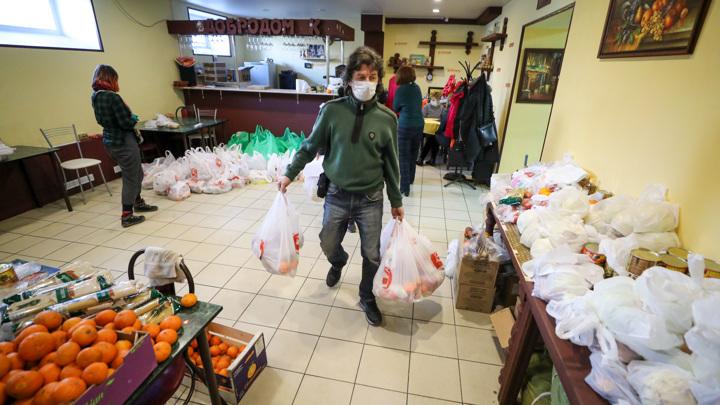 Во Всемирный день доброты в России прошли благотворительные акции