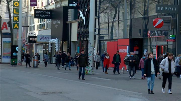 Австрия 19 мая открывает рестораны и гостиницы