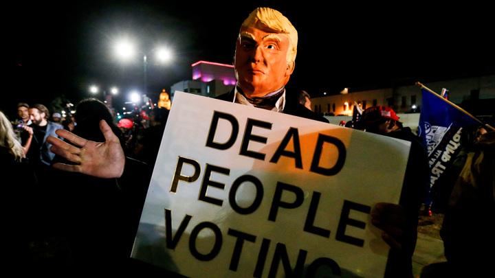 Лавров рассказал о странностях на выборах в США