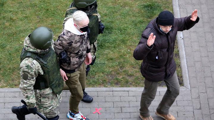 Минская милиция и правозащитники отчитались о задержанных