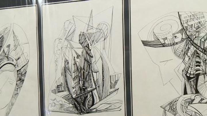 В Пензе открыли выставку в честь одного из главных символов авангарда