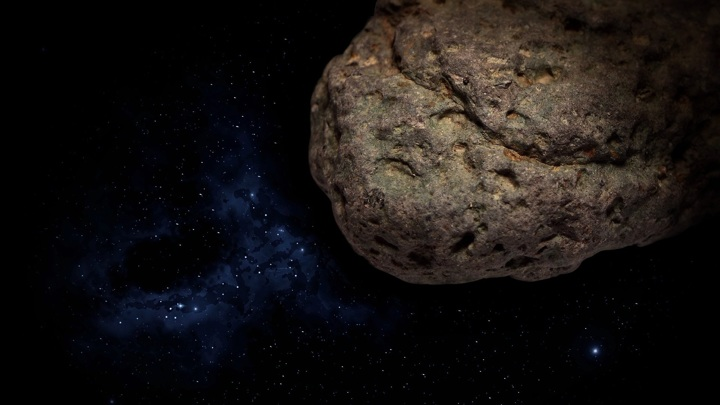Опасное сближение астероида с Землёй стало неожиданностью для астрономов.