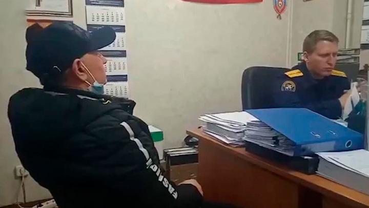 Соучастник убийства Владимира Маругова дал первые показания