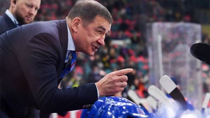 Валерий Брагин: СКА терпел и ждал своего шанса