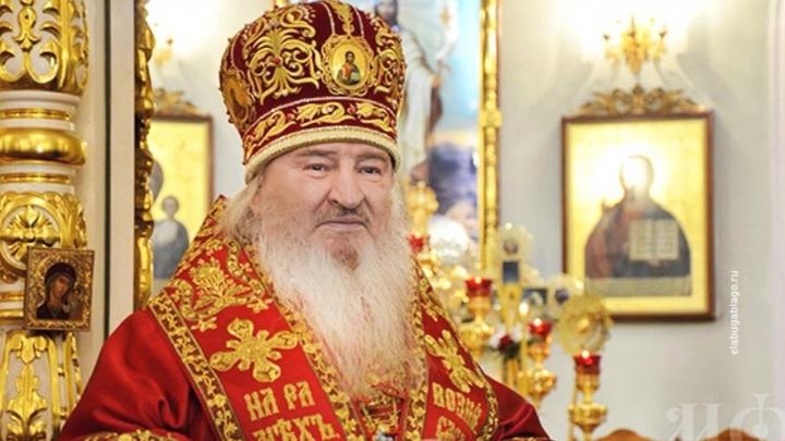 Митрополит Казанский и Татарстанский Феофан умер от коронавируса