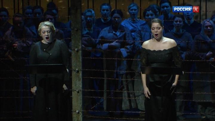 К 75-летию Нюрнбергского трибунала в «Геликон-опере» исполнили «Реквием» Верди