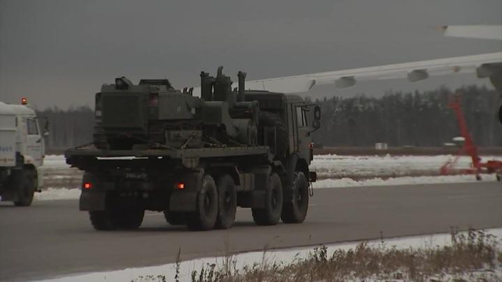"""В Карабах переброшены военные роботы """"Уран-6"""""""