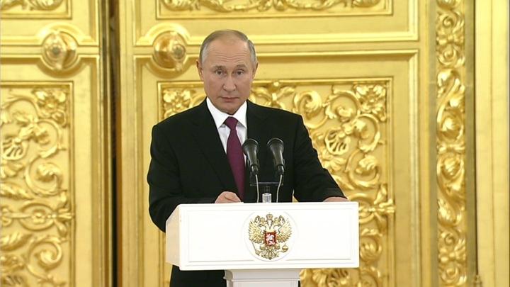 Путин: разногласия между странами надо устранить, чтобы двигаться вперед