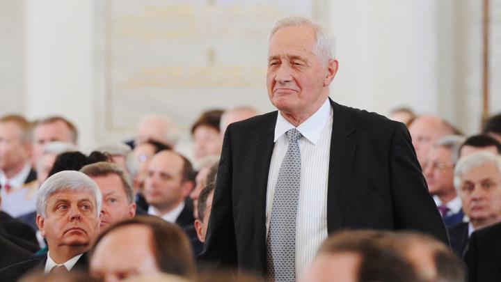 Умер известный российский ученый Эрик Галимов