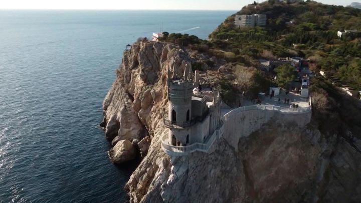 Решетников: на западе Крыма создадут туристический кластер