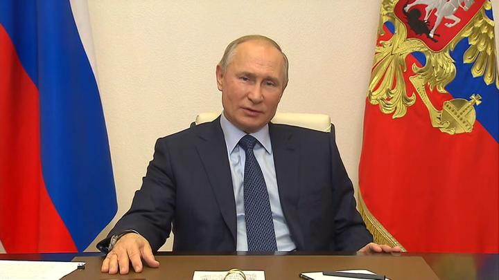 Путин проведет в Тобольске совещание по развитию нефтегазовой отрасли РФ
