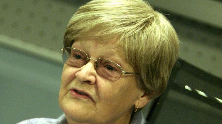Нина Гребешкова отмечает юбилей