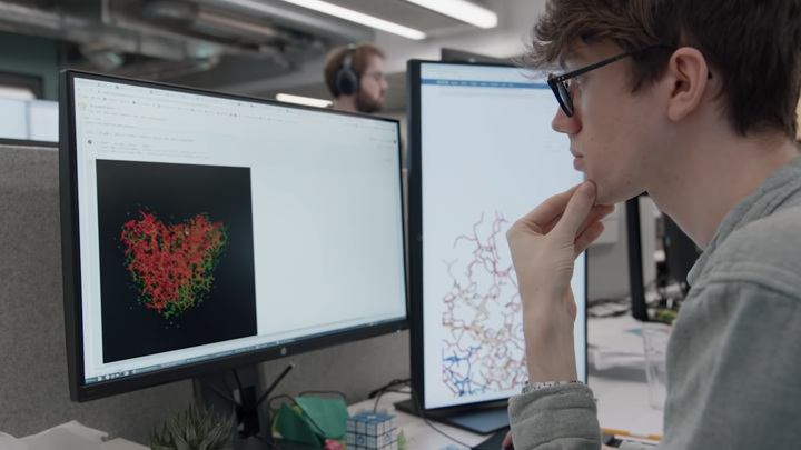Сложнейшая задача молекулярной биологии покорилась искусственному интеллекту