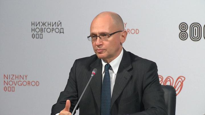 Кириенко порассуждал о ЕГЭ и образовании