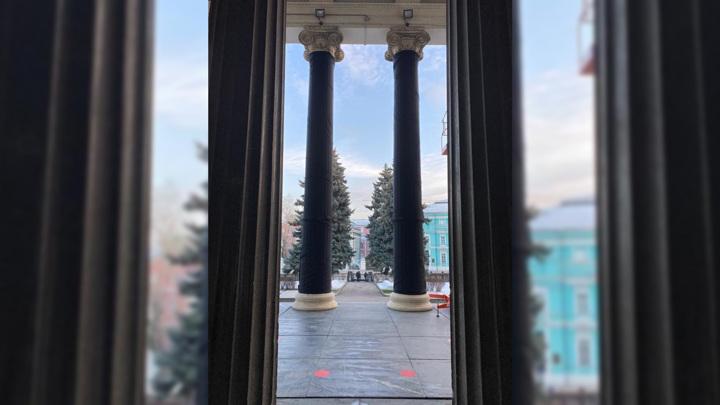 В Пушкинском музее простились с Ириной Александровной Антоновой