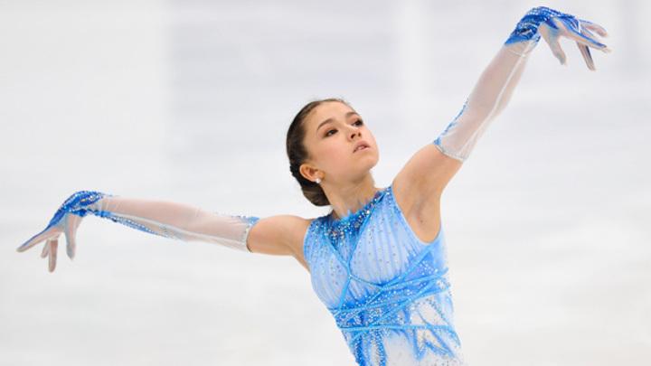 15-летняя Валиева выиграла Finlandia Trophy с двумя мировыми рекордами