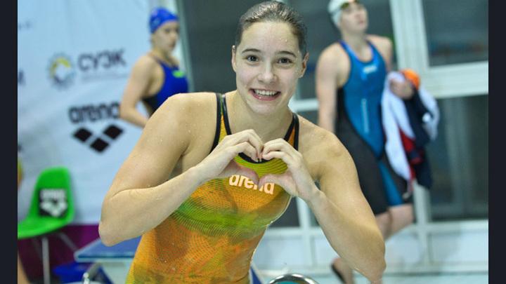 Молодые новосибирские пловцы завоевали 20 наград на первенстве России