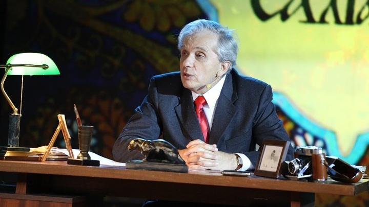 Евгений Стеблов отмечает 75-летие