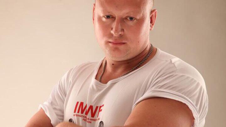 Смолянин стал чемпионом России по мас-рестлингу
