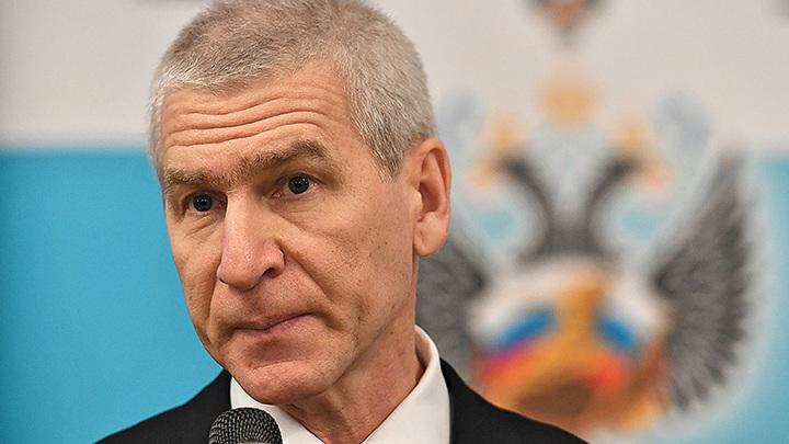 Матыцин временно покинет пост президента FISU