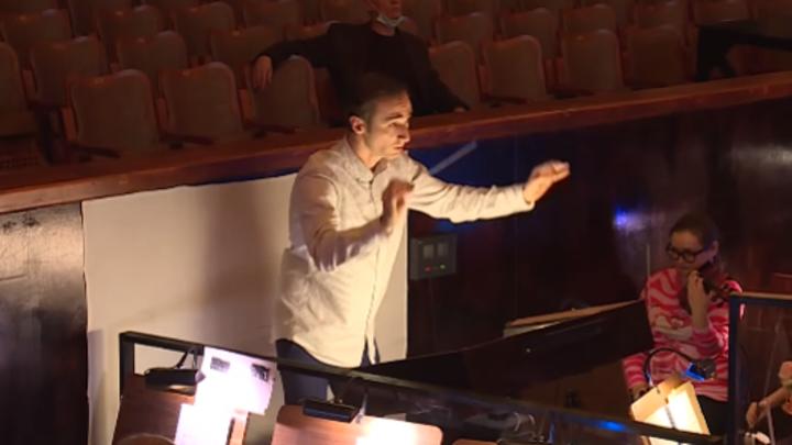 У Бурятского театра оперы и балета появился новый дирижер