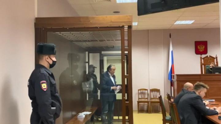 """Последнее слово Соколова в суде: """"Моей жизни больше нет"""""""