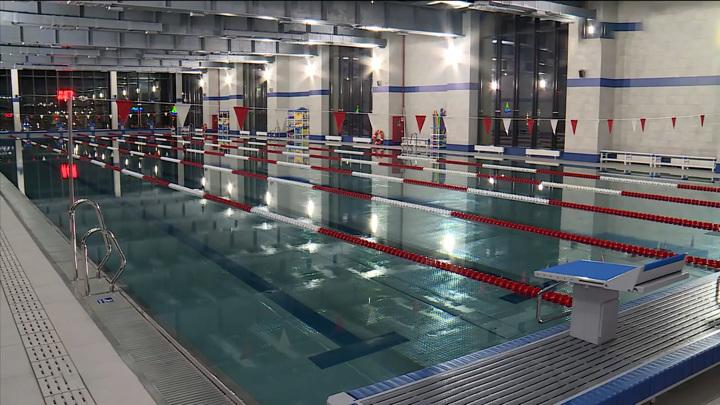 В Иванове открывается первый олимпийский бассейн