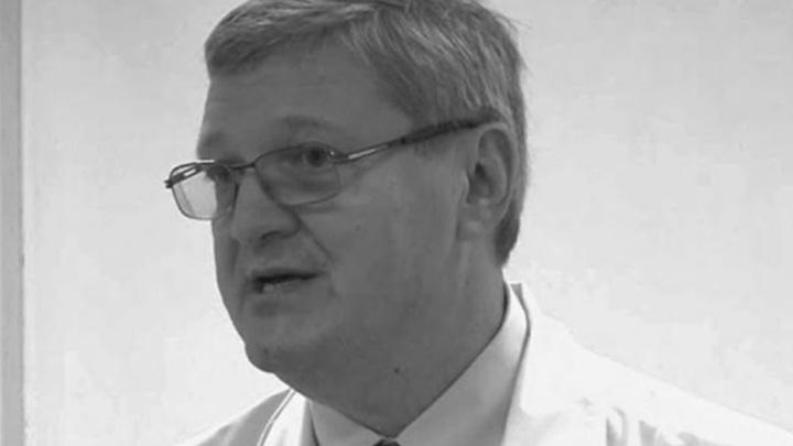 Главврач Нижегородского центра переливания крови умер от коронавируса