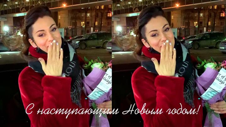 Анна Ковальчук показала, как выглядит ее рабочий день