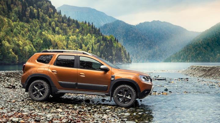 В России начали выпуск нового Renault Duster
