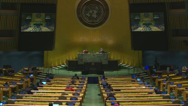 Москва перечислит в бюджет ООН 70 млн долларов