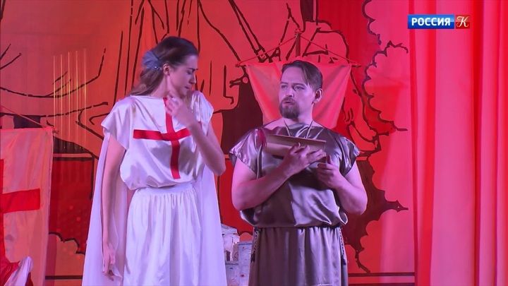 На закрытии творческой лаборатории New Opera World прозвучала опера «Ринальдо»