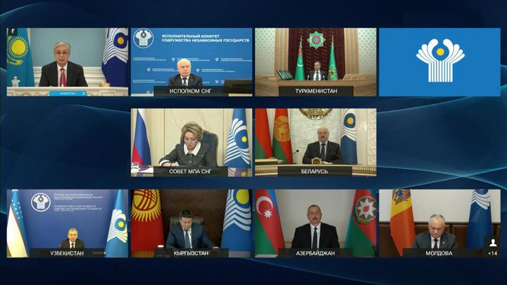 Вакцины и Карабах: главные темы Совета глав государств СНГ