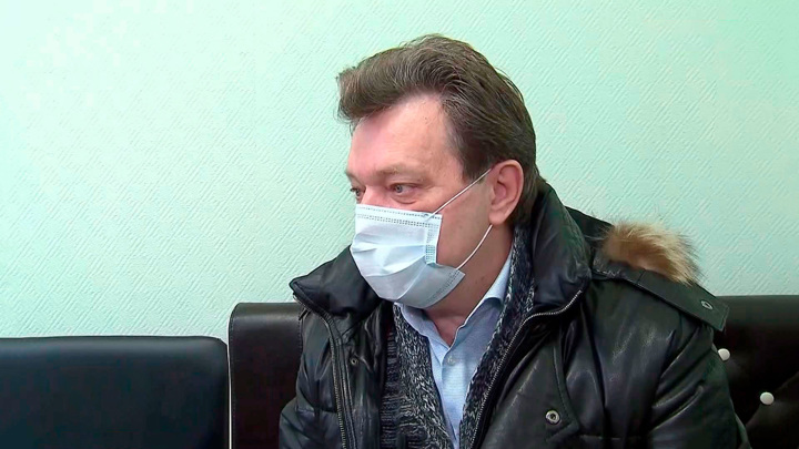 Мэра Томска освободилииз СИЗО под домашний арест сроком на полгода