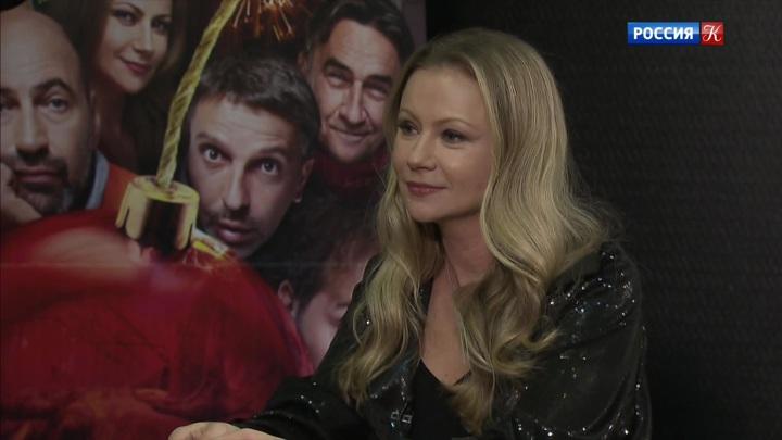 Беседа с актрисой Марией Мироновой